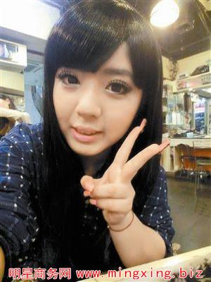 刘雅婷照片