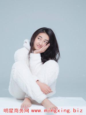 张子枫照片